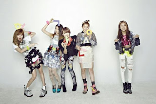 Lirik Lagu: 4Minute  - What's Your Name?