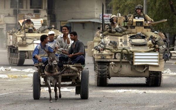 """El Estado Islámico ahora usa """"burro-bomba"""""""