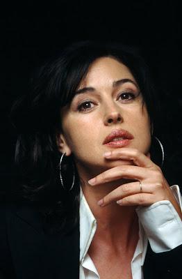 Monica Bellucci smart looking