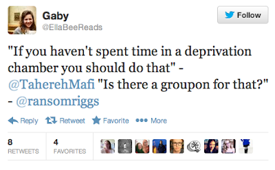 Gaby's Tweet