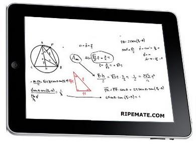 ripetizioni matematica ipad