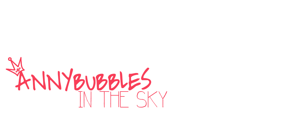 Annybubbles in the sky