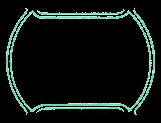 digital frame lucite green image