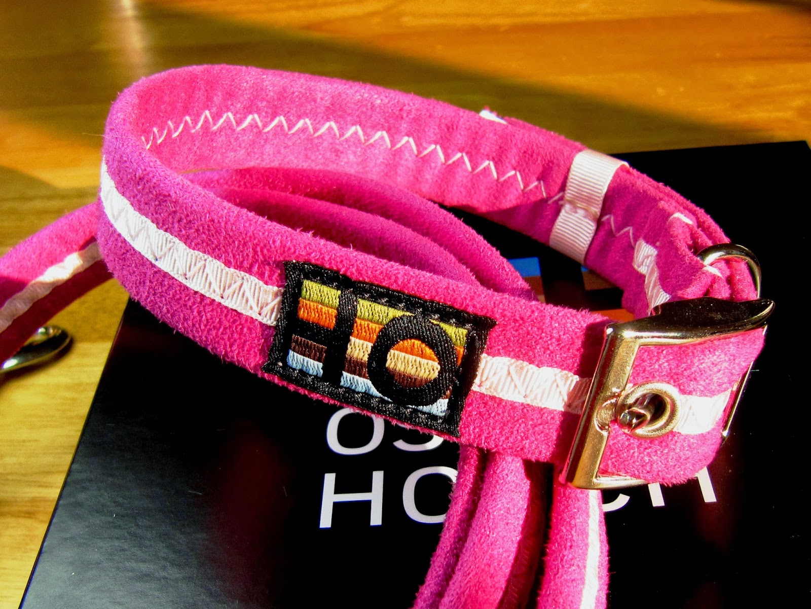 Spaniels Tail Oscar and Hooch Signature Collar and Lead Review