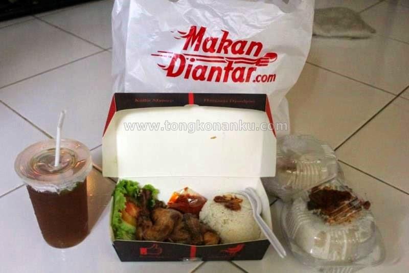 Paket Ayam Taliwang OEY dari MakanDiantar.com