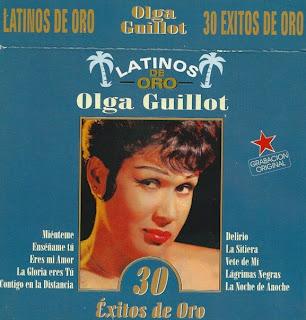 Olga Guillot – Latinos de Oro 30 Exitos