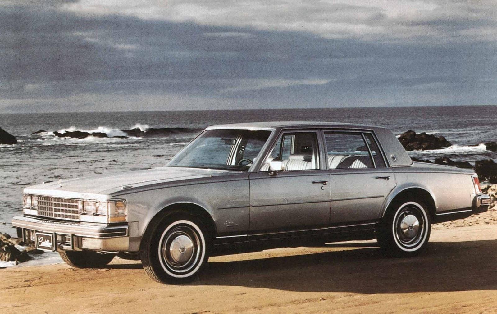 1978 Cadillac Seville Vinyl Top Sedan Deville 4 Door Changing The Luxury Car Game 1600x1011