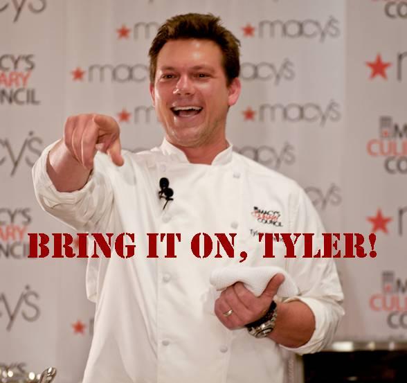 Tyler Florence Meatless Hot Dog Chili