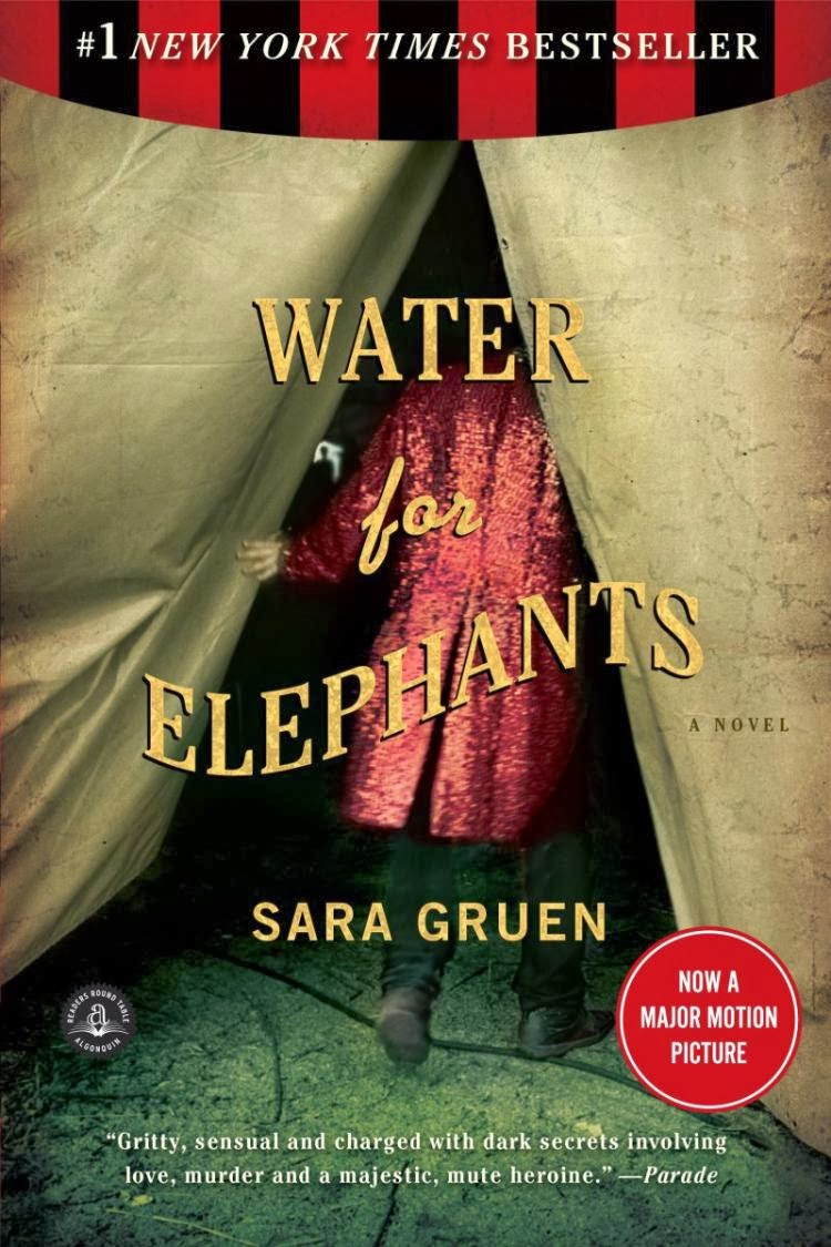 water for elephants book review Water for elephants summary & study guide includes detailed chapter summaries and analysis, quotes, character descriptions, themes, and more.