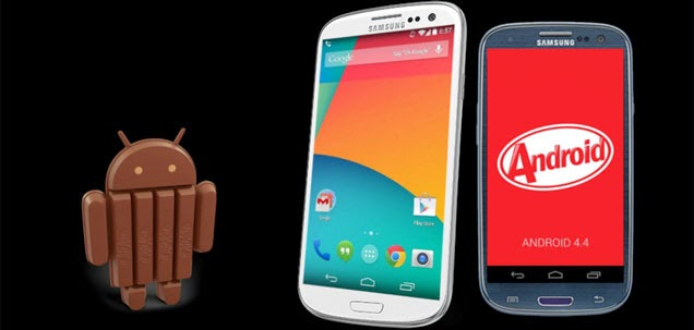 How To Update A Samsung Galaxy S3 (AT&T) To Android 4.4.2 KitKat Version