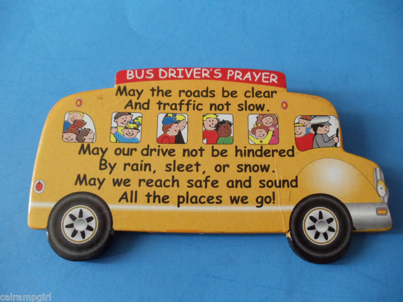 bus driver thank you poem the backups with the backup bus driver thank ...
