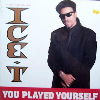 Ice-T – You Played Yourself (Maxi VLS) (1989) (320 kbps)