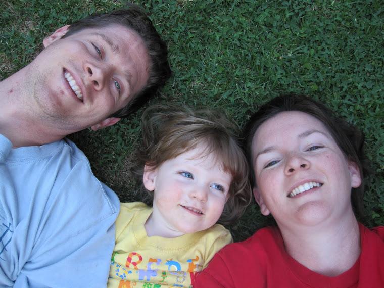 Ridenour Family - December 2011