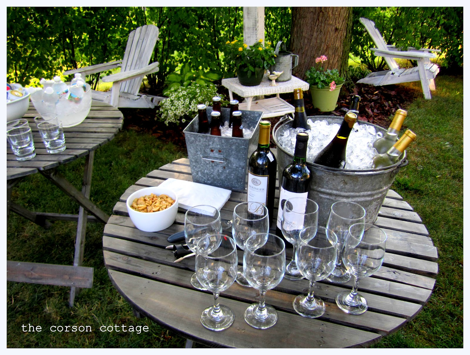When We Originally Started To Plan The Party I Thought It Would Be A Great Idea Have Outdoors