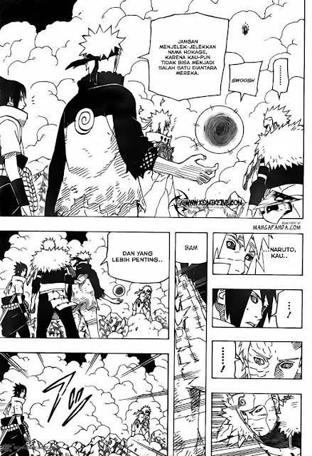 Komik Naruto 642 Bahasa Indonesia halaman 13