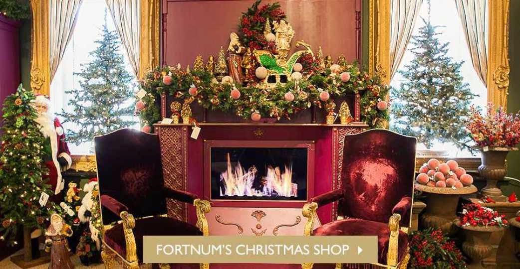 The Christmas Shop at Fortnum's