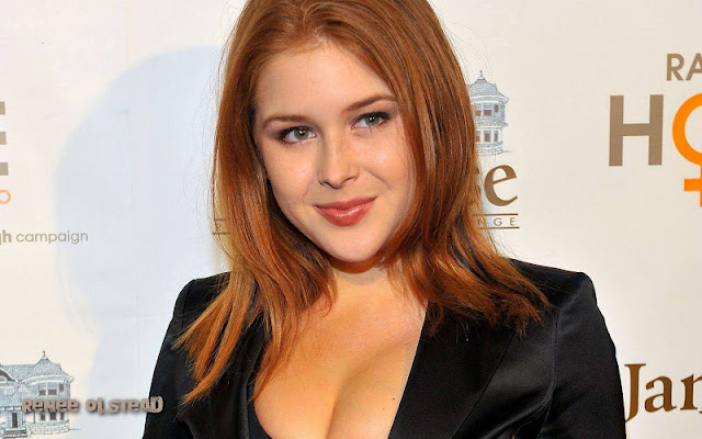Renee Olstead Biography and Photos 2012
