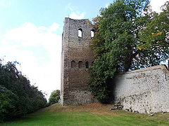 St Leonards Tower West Malling