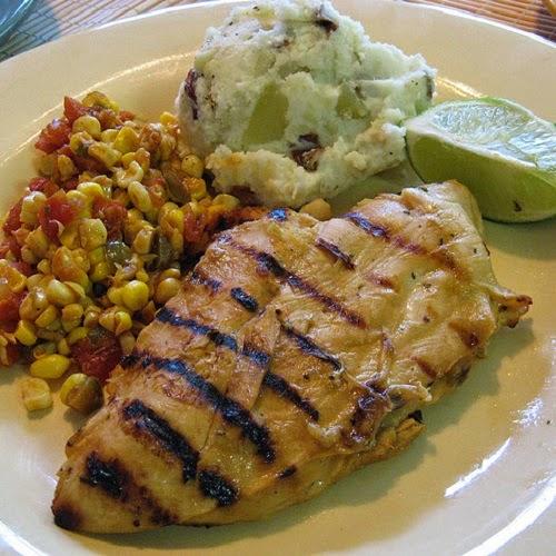 Applebee S Tequila Lime Chicken Recipe