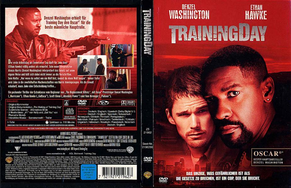 Тренировочный день / Training Day (2001) HDRip