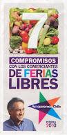FERIAS LIBRES NOS INFORMA SOBRE EL RETAIL Y EL SERNAC