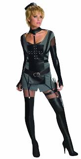 women costume sucker punch fashion