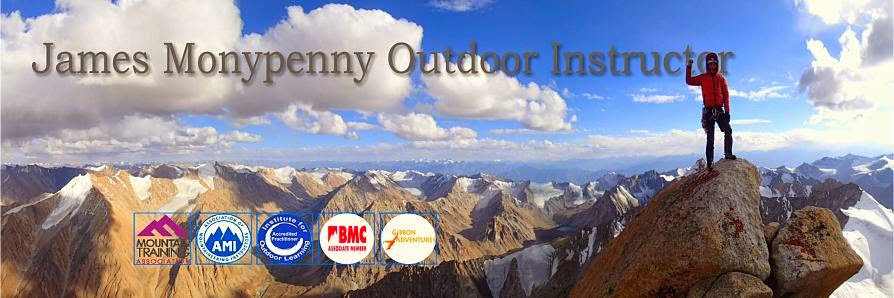 James Monypenny Outdoor Instructor