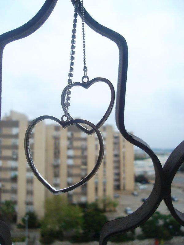 Image de collier de coeur d'amour