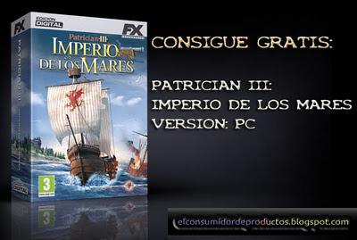 Patrician III gratis juego Pc