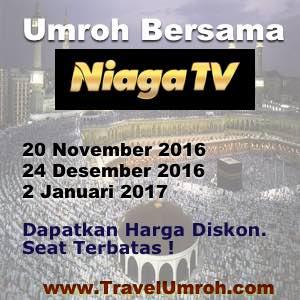Umroh Niaga TV