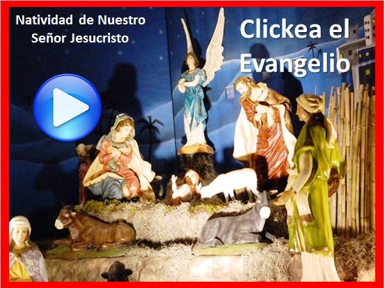 Clickea el Evangelio