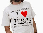 As a Muslim I love Jesus