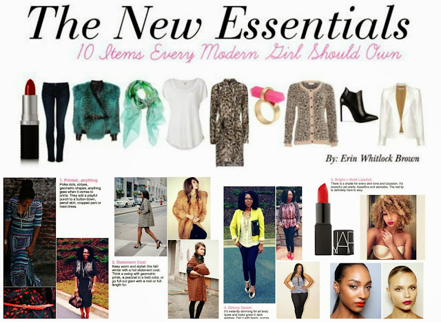 eBook, The New Essentials, Fashion, Style, Modern