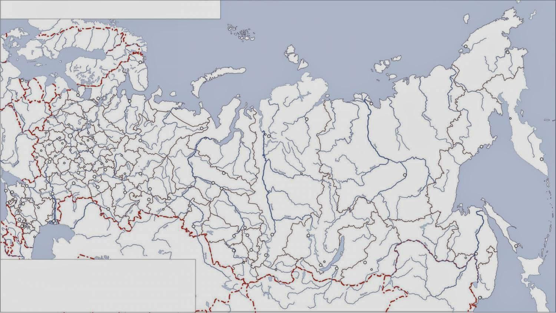 контурные карты 4 класс окружающий мир скачать