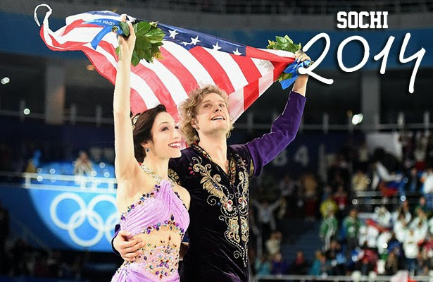 sochi 2014 meryl davis and charlie white
