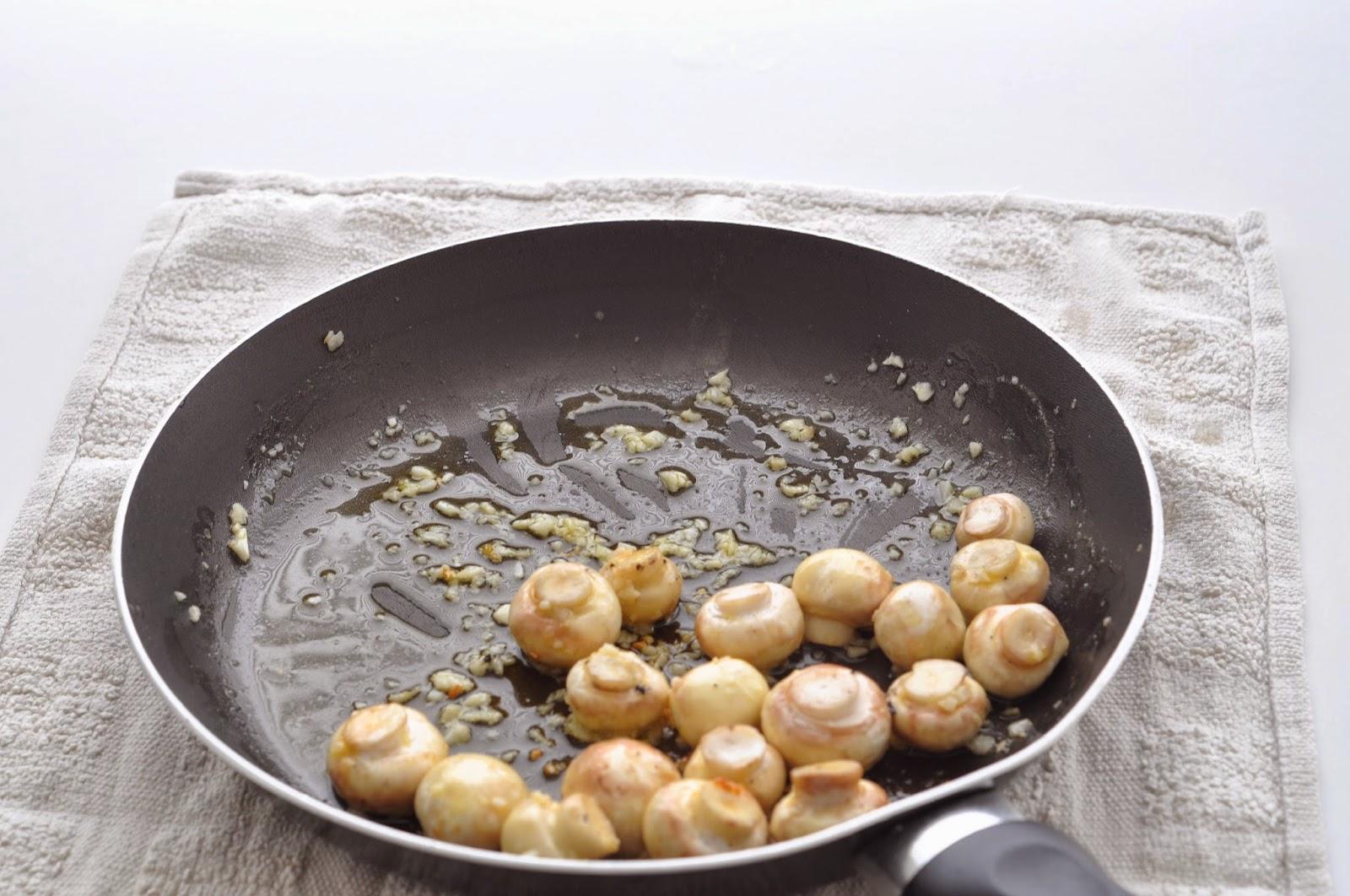 Parmesan Baskets ~ Simple Food