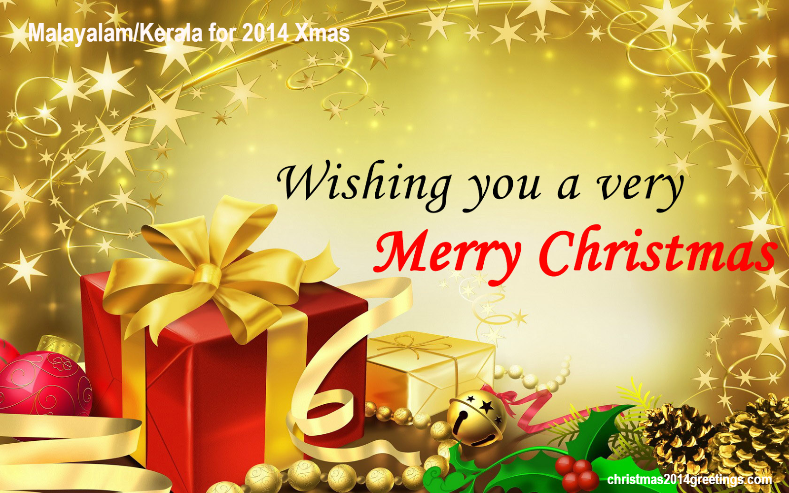 Collection Of Malayali Best Christmas Messages 2014