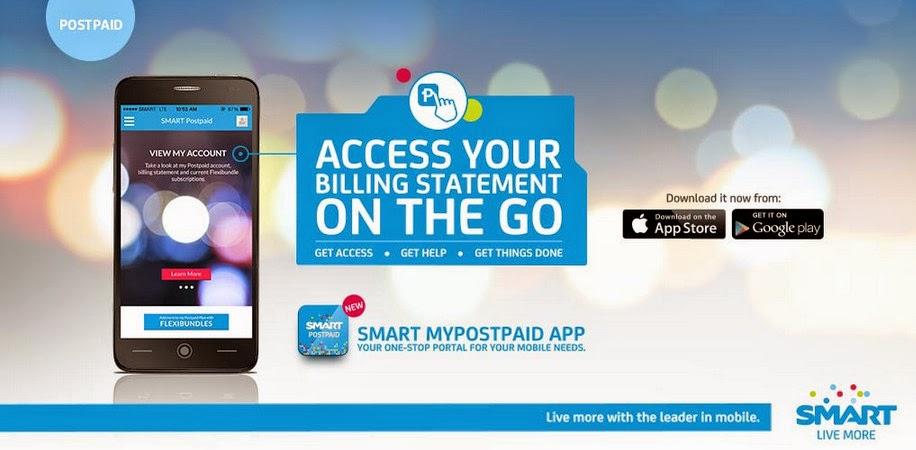 Smart myPostpaid App