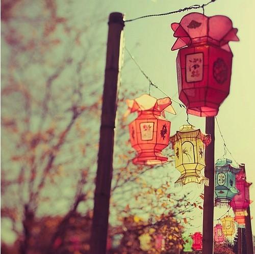 pretty chinese lanterns prints diy home design ideas