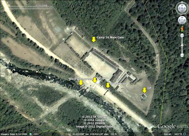 Campos de concentración de Corea del Norte