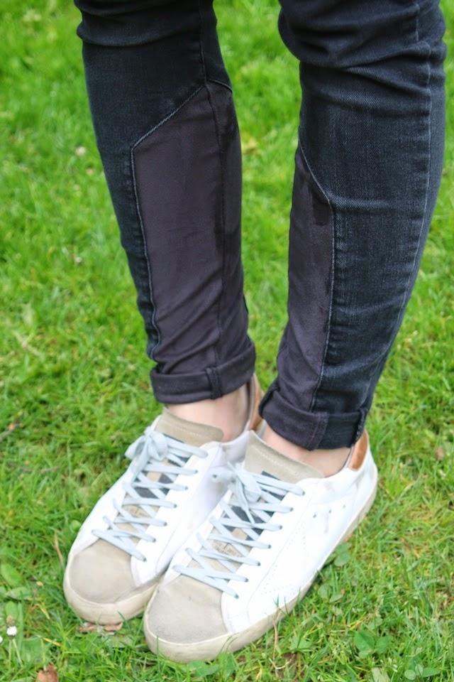 zara, golden goose, sneakers, fashion blogger, blog mode lille
