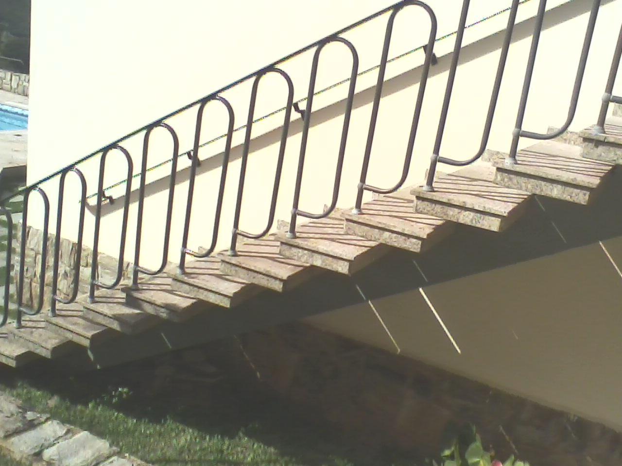escadas externas jardim : escadas externas jardim:JGC e Companhia Escadas