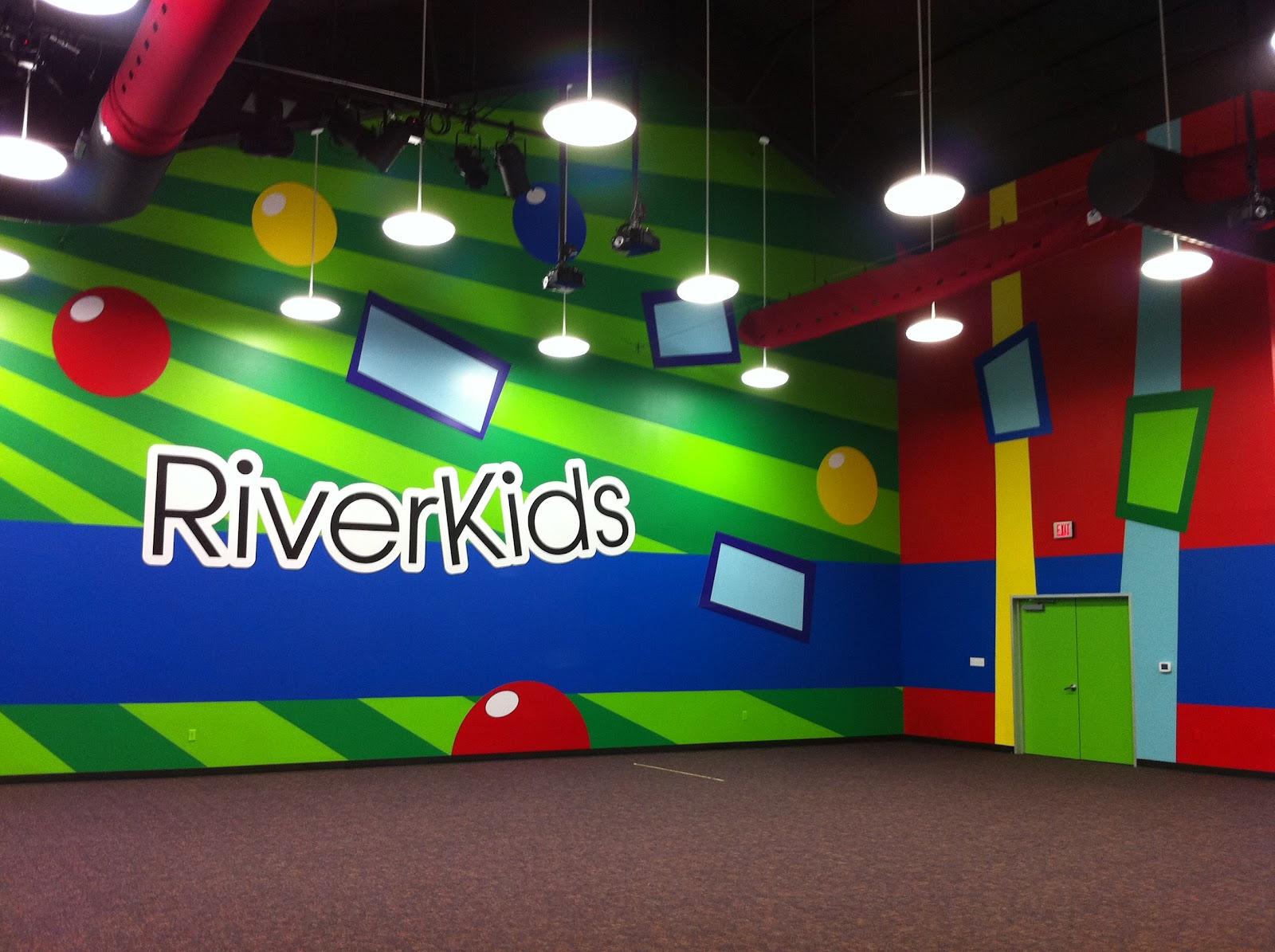 Creative Theme for Riverbend Church, Austin, TX | Worlds ...