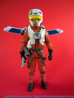 X-Wing Pilot Atsy (The Force Awakens 2015)