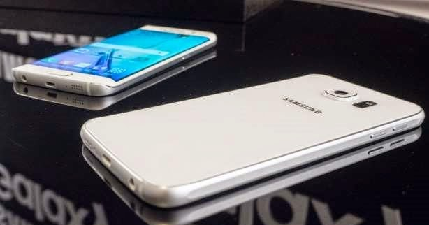 O Galaxy S6 possui uma tela AMOLED incrível de 5,1 polegadas