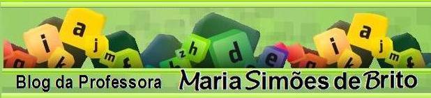 Textos da Professora Maria Simões de Brito