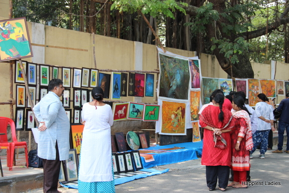 street art exhibition Mysore2015