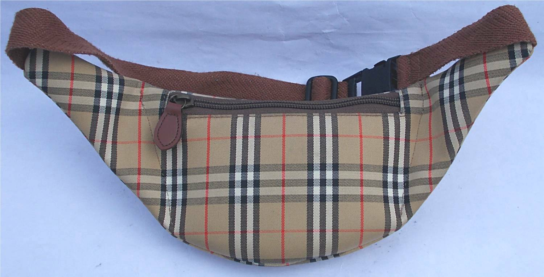 df682da197b8 Janji Laku  Vintage BURBERRY Waist Pouch Bag