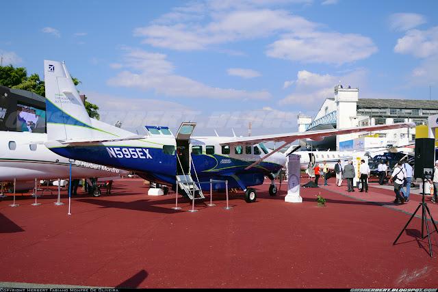 É MAIS QUE VOAR | Cessna 208B Grand Caravan EX estará na LABACE 2015