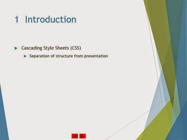 cascading style sheets notes Note: this article was written back when css was the new kid on the block at that  time, thesitewizardcom's audience comprised largely of.